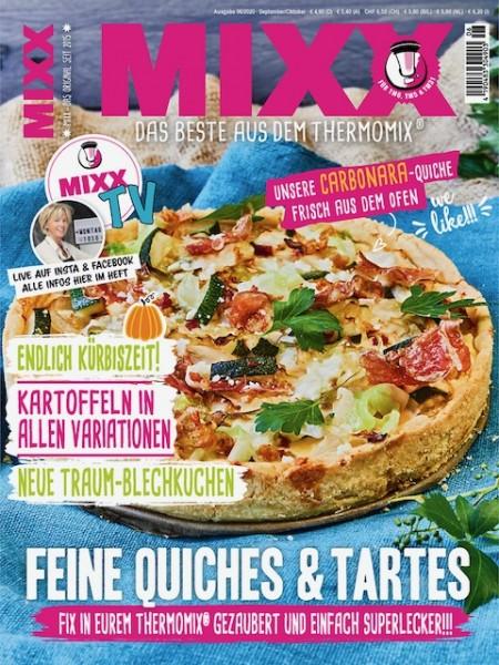 Zeitschrift MIXX - Ausgabe 06/2020 (September/Oktober)
