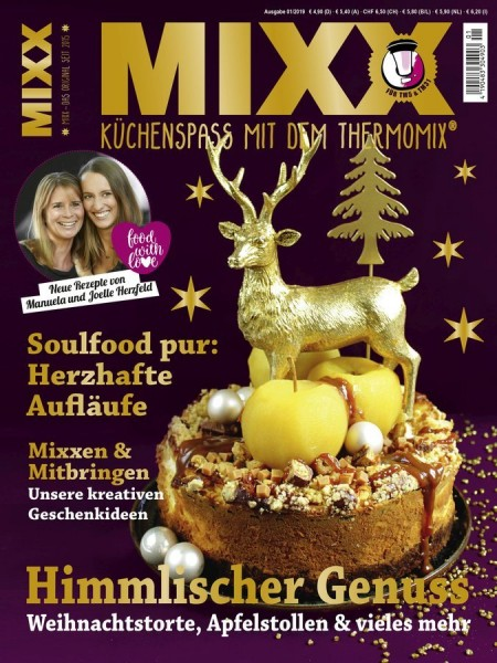 Zeitschrift MIXX - Ausgabe 01/2019 (November/Dezember)