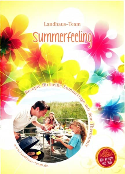 Summerfeeling Rezepte aus dem Thermomix