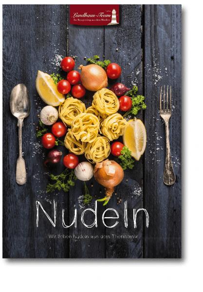 Nudeln - Wir lieben Nudeln aus dem Thermomix