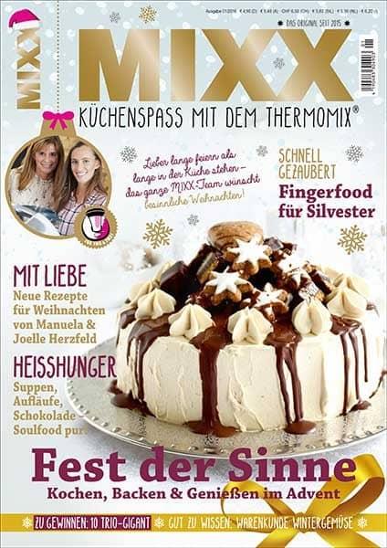 Zeitschrift MIXX - Ausgabe 01/2018