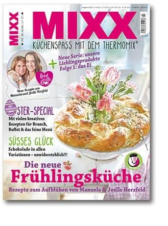 Zeitschrift MIXX - Ausgabe 03/2018