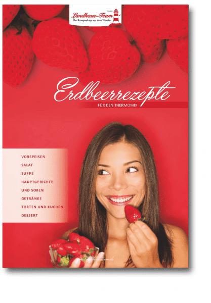Erdbeerrezepte für den Thermomix