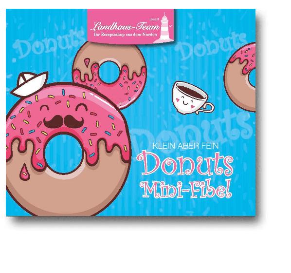 Mini-Fibel - Donuts