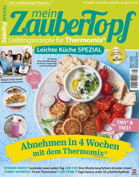 mein ZauberTopf Fit-SPEZIAL «Leichte Küche» - Ausgabe 01/2018