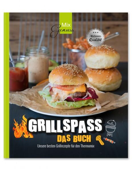 GRILLSPASS - Das Buch
