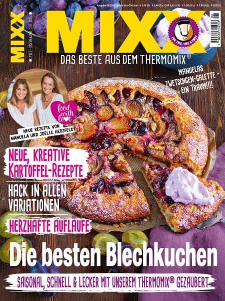 Zeitschrift MIXX - Ausgabe 06/2019 (September/Oktober)