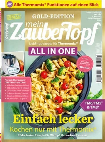mein ZauberTopf Gold-Edition «All In One» | Ausgabe 02/2020