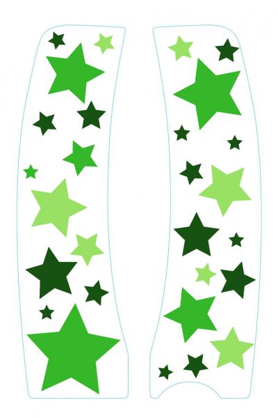 Design-Aufkleber für TM5 (verschiedene Designs erhältlich)