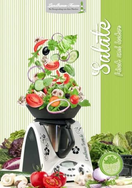 Salate frisch u. lecker aus dem Thermomix