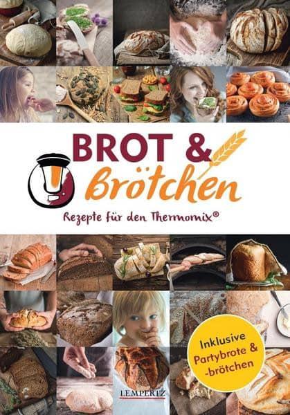 Brot & Brötchen – Rezepte für den Thermomix®